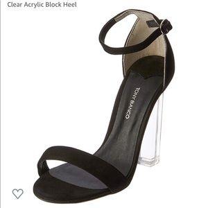 046616b7c08 Tony Bianco Shoes   Sierra Stone Lycra Heels   Poshmark